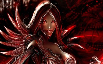 Comics - Witchblade Wallpapers and Backgrounds ID : 483003