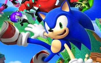 Video Game - Sonic Lost World Wallpapers and Backgrounds ID : 483012