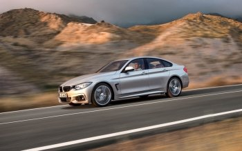 Vehicles - 2015 Bmw 4-series Gran Coupe Wallpapers and Backgrounds ID : 483014