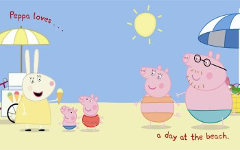 Cartoon - Peppa Pig Wallpapers and Backgrounds ID : 483168
