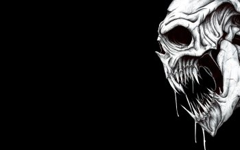 Dark - Skull Wallpapers and Backgrounds ID : 483179