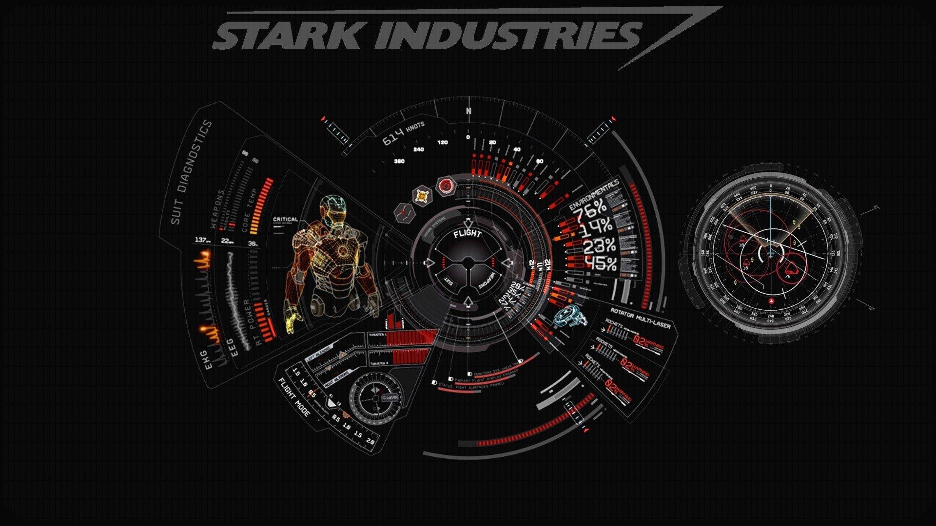 Movie - Iron Man  Wallpaper
