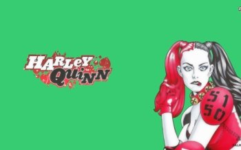 Comics - Harley Quinn Wallpapers and Backgrounds ID : 484265
