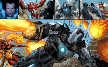 Strips - Iron Man Wallpapers and Backgrounds ID : 484284