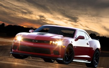 Fahrzeuge - Chevrolet Camaro Wallpapers and Backgrounds ID : 484497