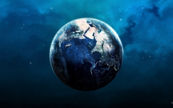 Earth - From Space Wallpapers and Backgrounds ID : 484618