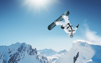 Sports - Snowboarding Wallpapers and Backgrounds ID : 484868