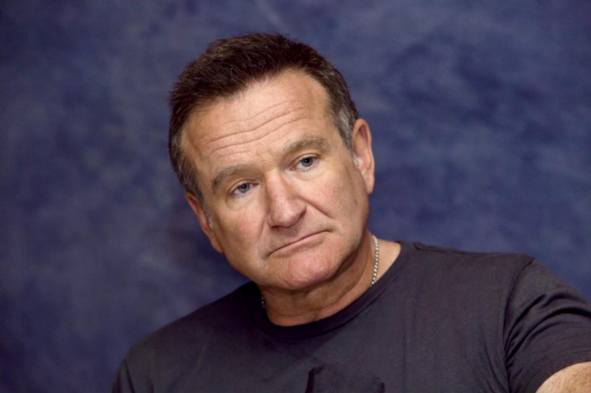 Robin Williams Full HD Wallpaper And Background Image