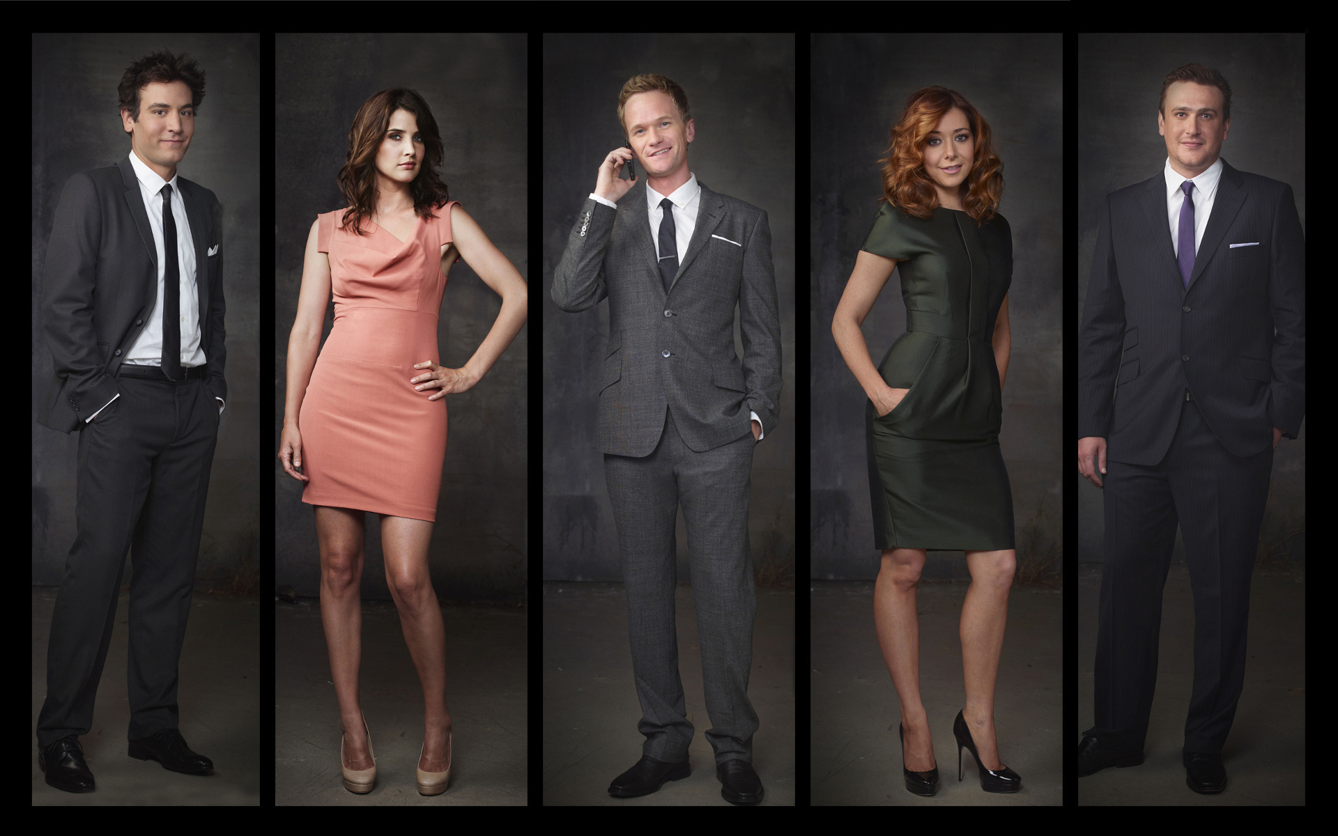How I Met Your Mother Hd Wallpaper Background Image 1920x1200