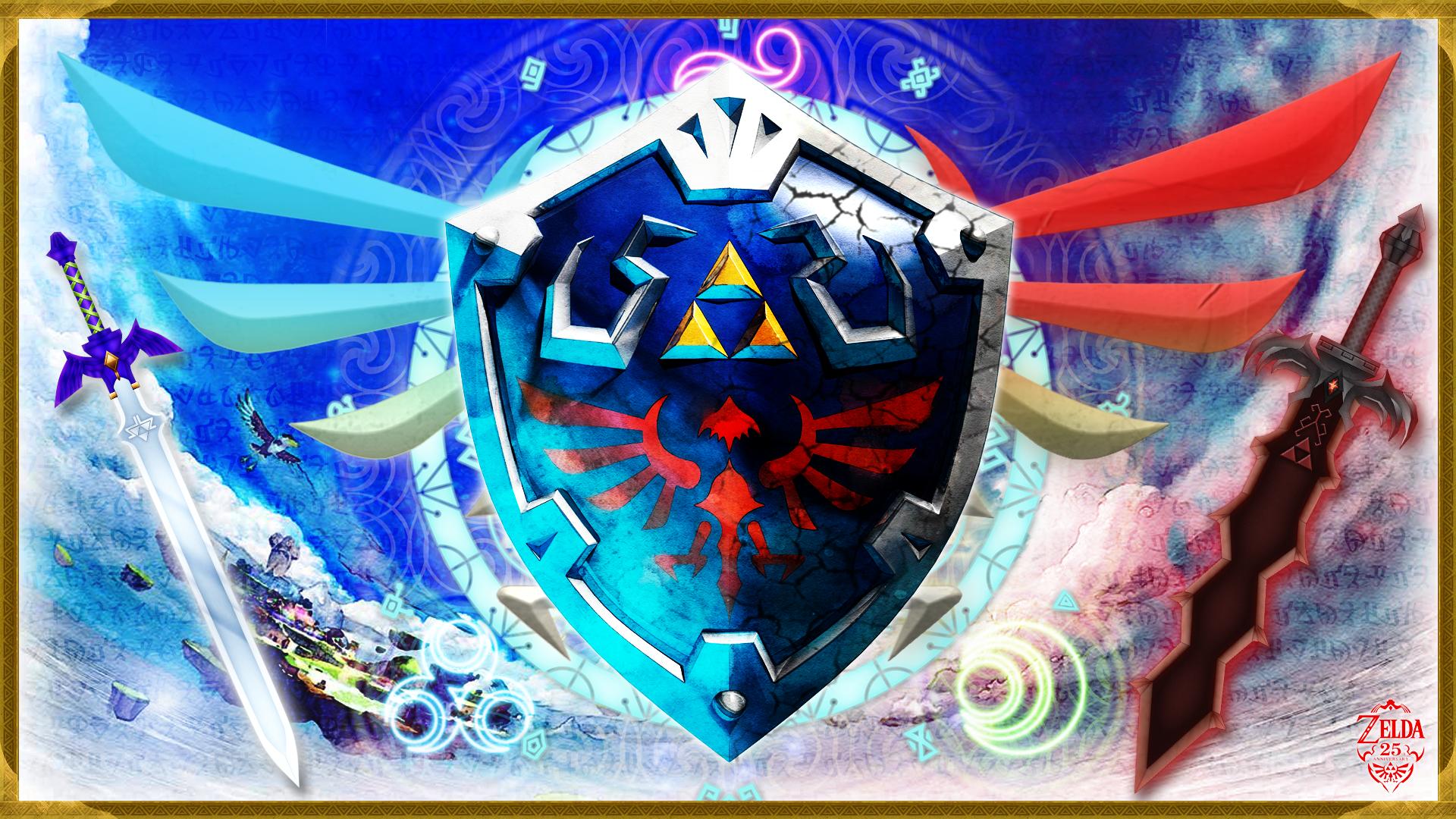 Legend Of Zelda Wallpaper 1920x1080: 35 The Legend Of Zelda: Skyward Sword HD Wallpapers