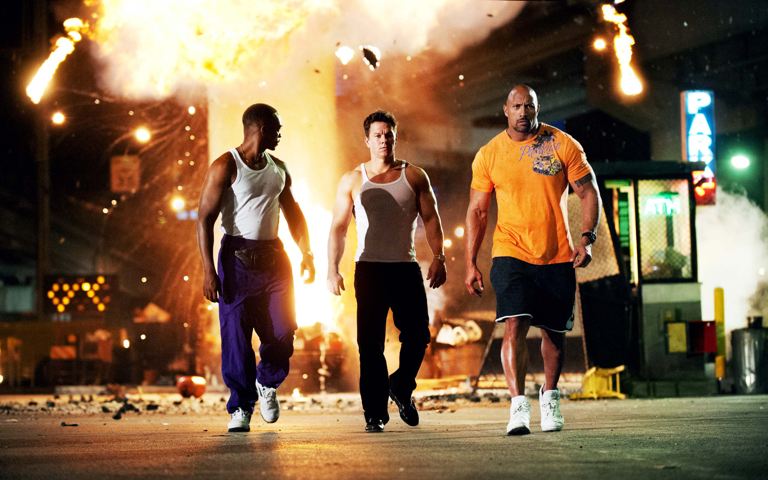 Pain & Gain Full HD Wallpaper And Background