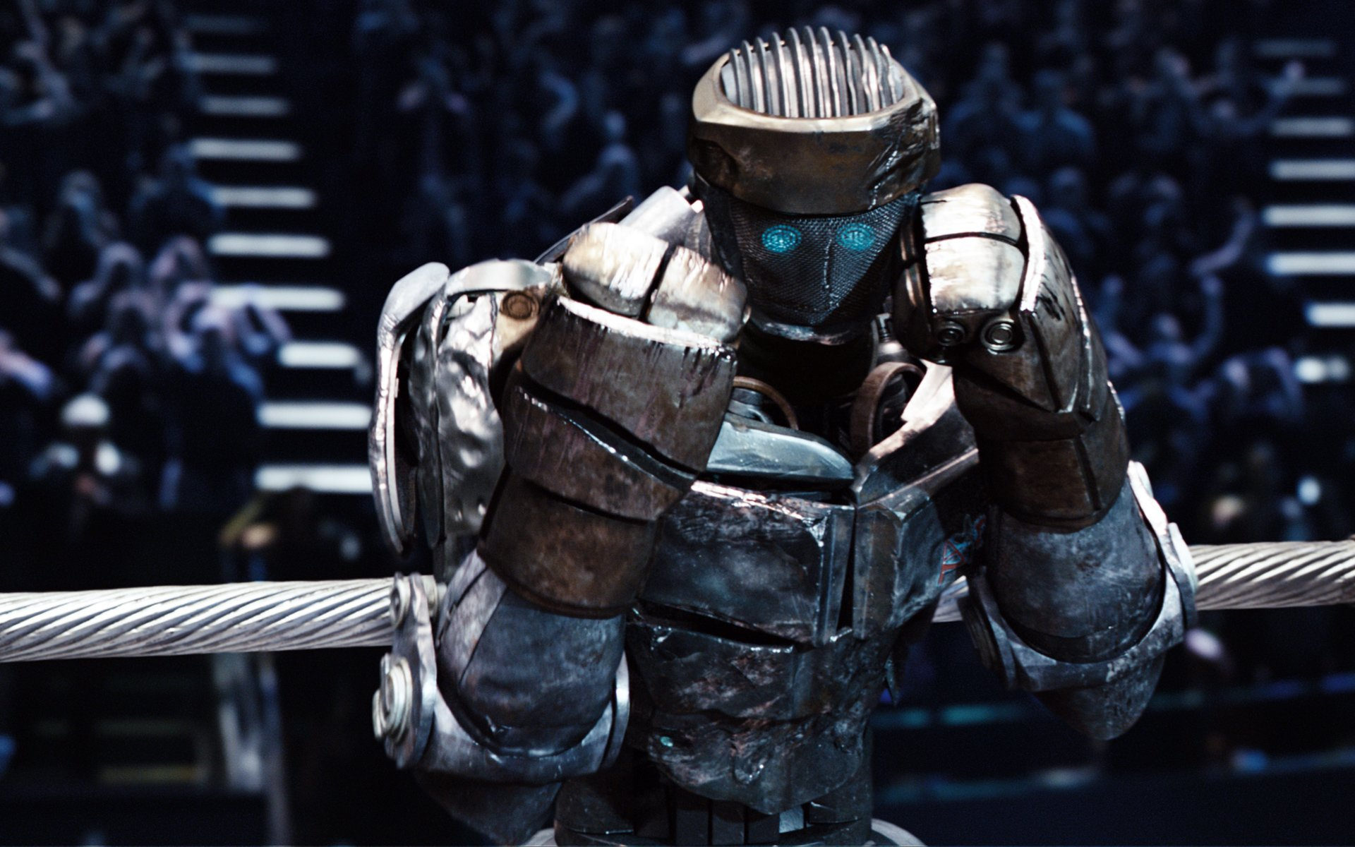 real steel wallpaper  34 Real Steel HD Wallpapers | Background Images - Wallpaper Abyss