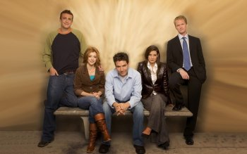 TV Show - How I Met Your Mother Wallpapers and Backgrounds ID : 485316