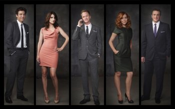 TV Show - How I Met Your Mother Wallpapers and Backgrounds ID : 485317