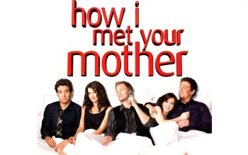 TV Show - How I Met Your Mother Wallpapers and Backgrounds ID : 485318