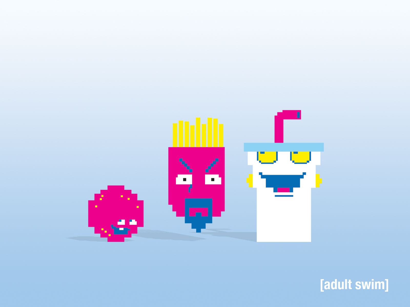 Aqua Teen Hunger Force Wallpaper and Background