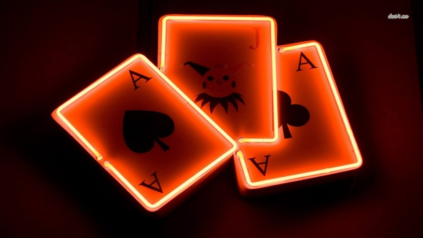 Juego - Carta  Joker Spade Fondo de Pantalla