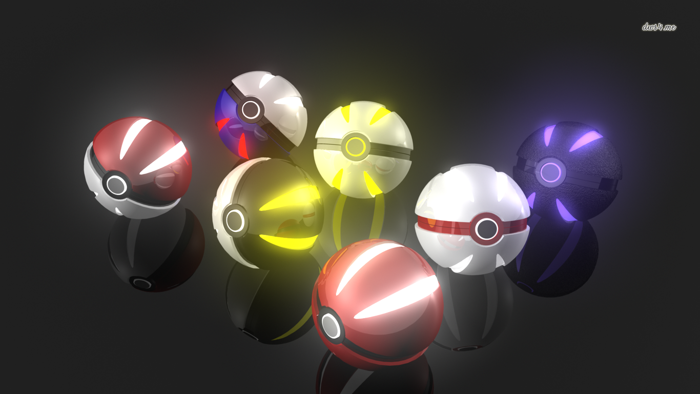 Anime - Pokémon  Pokeball Wallpaper