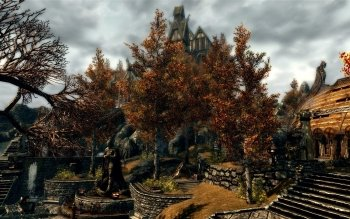 Video Game - Skyrim Wallpapers and Backgrounds ID : 486018