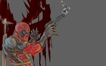 Comics - Deadpool Wallpapers and Backgrounds ID : 486032