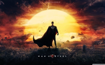 Movie - Man Of Steel Wallpapers and Backgrounds ID : 486222