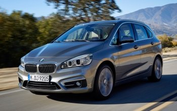 Vehicles - 2015 BMW 2-series Active Tourer Wallpapers and Backgrounds ID : 486734