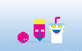 Cartoon - Aqua Teen Hunger Force Wallpapers and Backgrounds ID : 48690