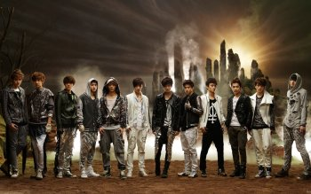 Music - Exo Wallpapers and Backgrounds ID : 486939