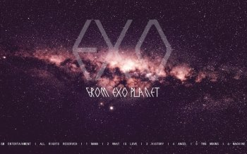 Музыка - Exo Wallpapers and Backgrounds ID : 486957