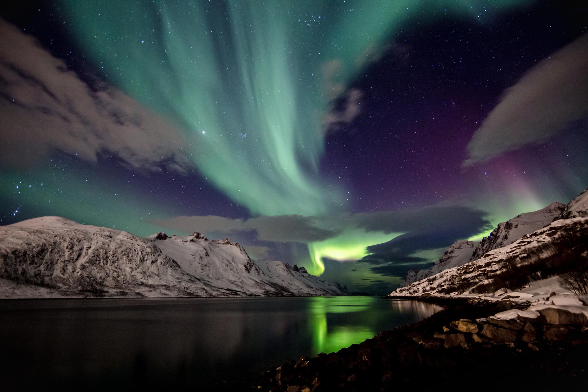 Aurora boreale sfondi per pc 2048x1365 id 487814 for Ordinateur wallpaper