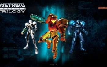 Video Game - Metroid Prime Trilogy Wallpapers and Backgrounds ID : 487000