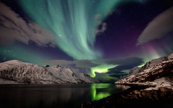 Earth - Aurora Borealis Wallpapers and Backgrounds ID : 487814