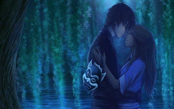 Anime Avatar: The Last Airbender Avatar (Anime) Katara Zuko HD Wallpaper | Background Image