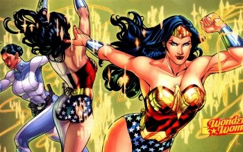 Comics - Wonder Woman Wallpapers and Backgrounds ID : 488481