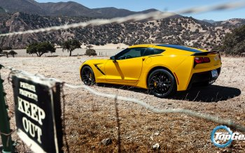 TV Show - Chevrolet Corvette Wallpapers and Backgrounds ID : 488645