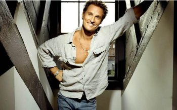 Celebrity - Matthew McConaughey Wallpapers and Backgrounds ID : 488951