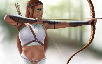 Fantasy - Archer Wallpapers and Backgrounds ID : 489199