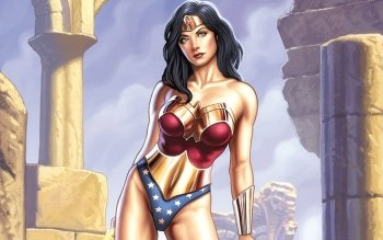 Комиксы - Wonder Woman Wallpapers and Backgrounds ID : 489250
