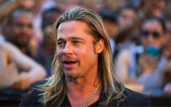 Celebrity - Brad Pitt Wallpapers and Backgrounds ID : 489311