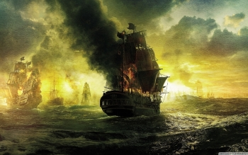Movie - Pirates Of The Caribbean: On Stranger Tides Wallpapers and Backgrounds ID : 489511