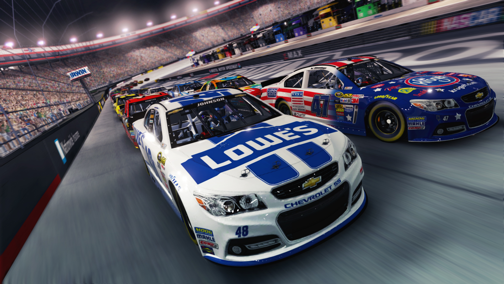 NASCAR HD Wallpaper   Background Image   1920x1080   ID:490175 - Wallpaper Abyss