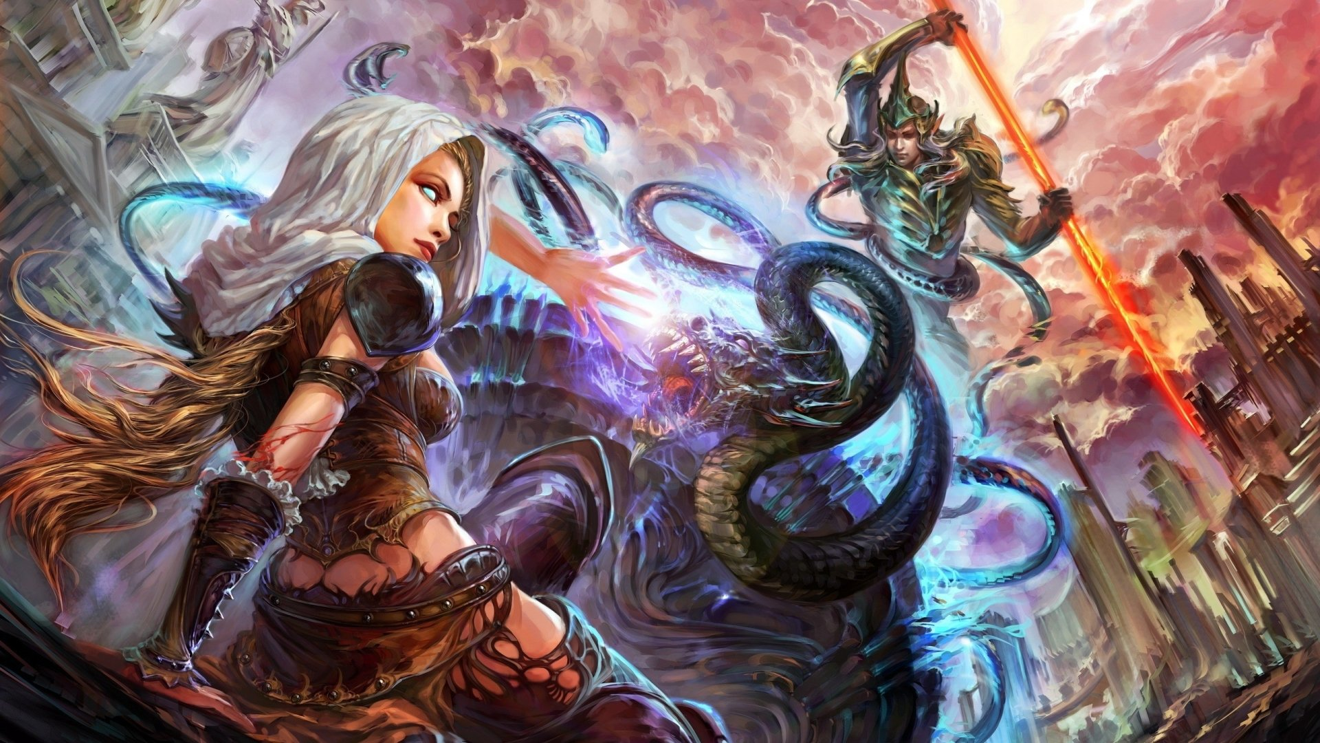 World Of Warcraft Full HD Wallpaper and Background ...
