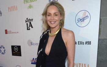 Celebridad - Sharon Stone Wallpapers and Backgrounds ID : 490470