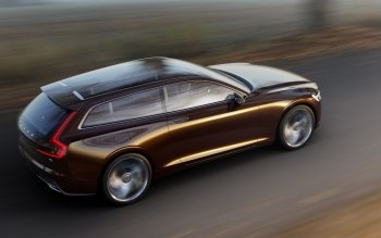 Vehicles - Volvo Estate Concept Wallpapers and Backgrounds ID : 490799