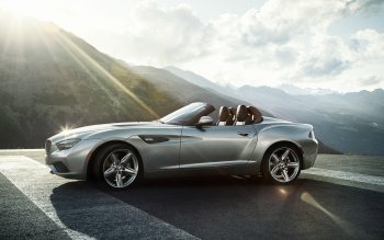 Vehicles - Bmw Zagato Roadster Wallpapers and Backgrounds ID : 490855