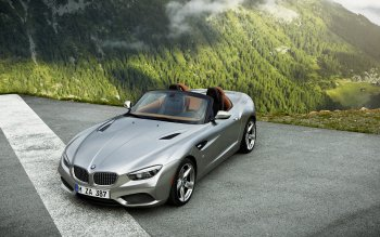Vehículos - Bmw Zagato Roadster Wallpapers and Backgrounds ID : 490859