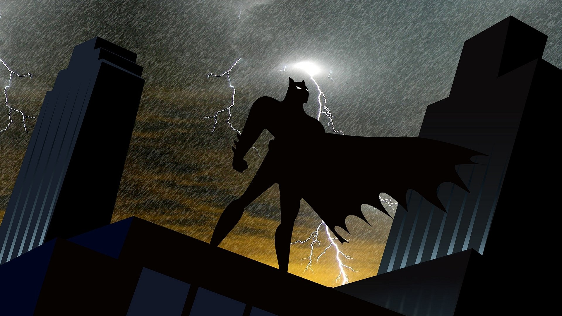 16 Batman The Animated Series HD Wallpapers