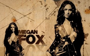 Celebrity - Megan Fox Wallpapers and Backgrounds ID : 491090