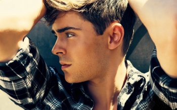 Celebrita' - Zac Efron Wallpapers and Backgrounds ID : 491456