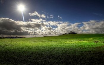 Earth - Field Wallpapers and Backgrounds ID : 492227